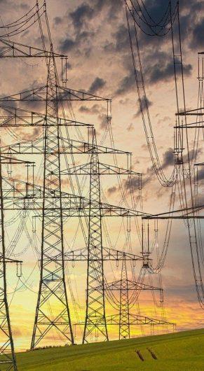 Elektrik Güç Direkleri